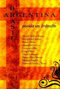 Poesía en tránsito, antología bilingüe castellano-portugués.