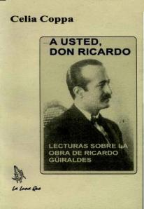 A usted, don Ricardo