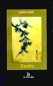 Enebro, poemas de Andrés Utello