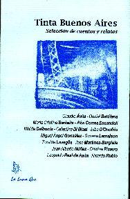 Tinta Buenos Aires, antología de cuentos y relatos