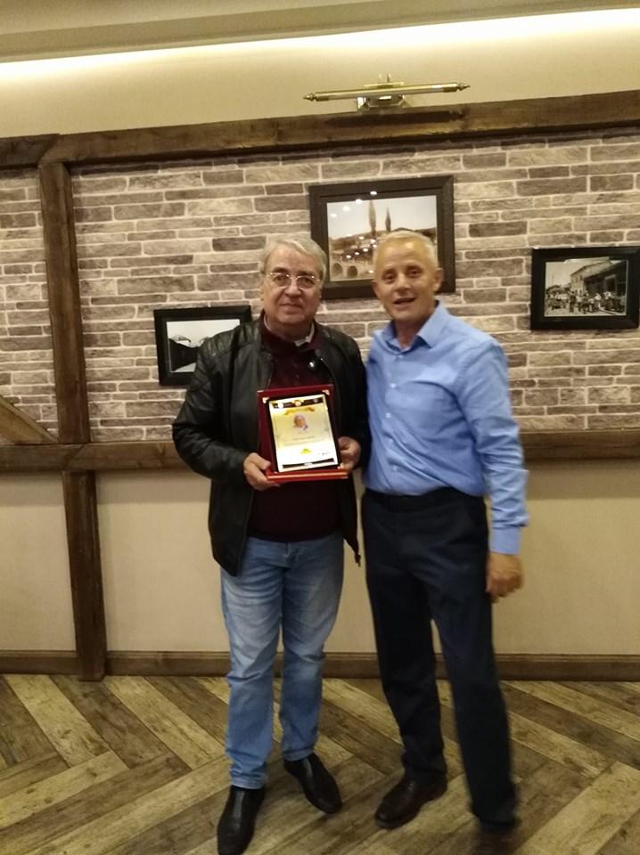 Ricardo Rubio obtiene el Premio Madre Teresa 2019